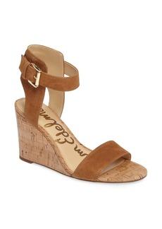 Sam Edelman Willow Strappy Wedge Sandal (Women)