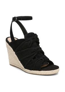 Sam Edelman Women's Awan Suede Espadrille Wedge Sandals