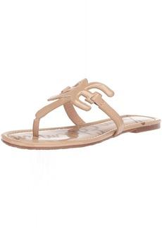 Sam Edelman Women's Carter Flat Sandal  7 M US