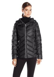 Sam Edelman Women's Clara Lightweight Packable Down Jacket