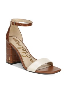 Sam Edelman Women's Daniella Ankle Strap High Heel Sandals