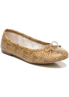 Sam Edelman Women's Felicia Ballet Flats Women's Shoes