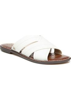 Sam Edelman Women's Gretch Cross-Band Slide Sandals Women's Shoes