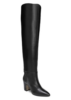 9d3da13a0 Sam Edelman Women s Hutton Leather Over-the-Knee Boots