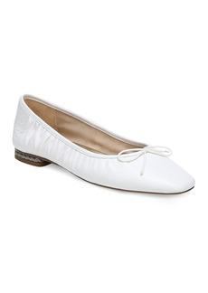 Sam Edelman Women's Meg Square Toe Ballet Flats