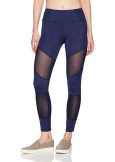 Sam Edelman Women's Mesh Extreme Legging  L
