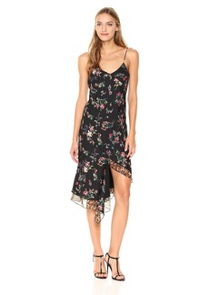 Sam Edelman Women's Mixed Media Cami Dress