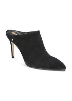 Sam Edelman Women's Oran Suede High Heel Mules