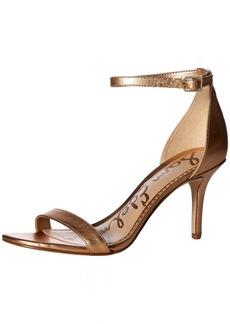 Sam Edelman Women's Patti Heeled Sandal   M US