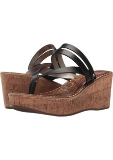 Sam Edelman Women's Rasha Wedge Sandal   M US