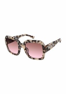Sam Edelman Women's SE173 Square UV Protective Sunglasses | Wear All-Year | A Gift of Luxury