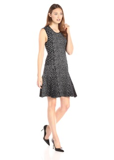Sam Edelman Women's Selby Jacquard Dress