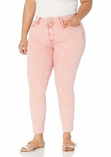 Sam Edelman Women's Stiletto High Rise Crop Jean