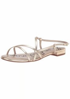 Sam Edelman womens Teale Flat Sandal   M