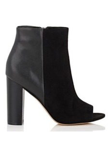 Sam Edelman Women's Yarin Suede & Leather Ankle Boots