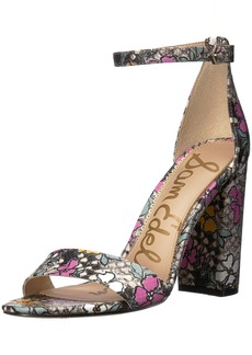 Sam Edelman Women's Yaro Heeled Sandal Bright Multi