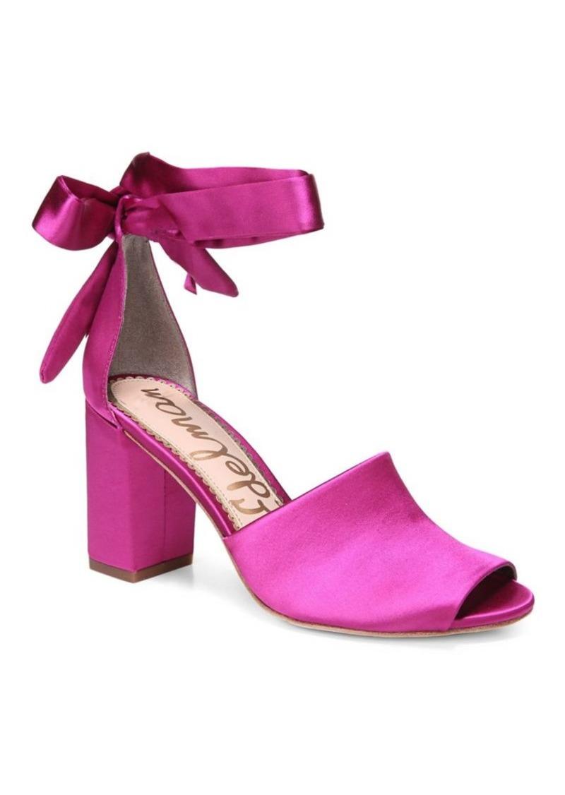 af779257ca7 Sam Edelman Wrap Around Ankle-Strap Sandals