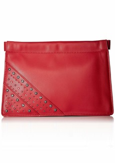 Sam Edelman Wren Clutch red