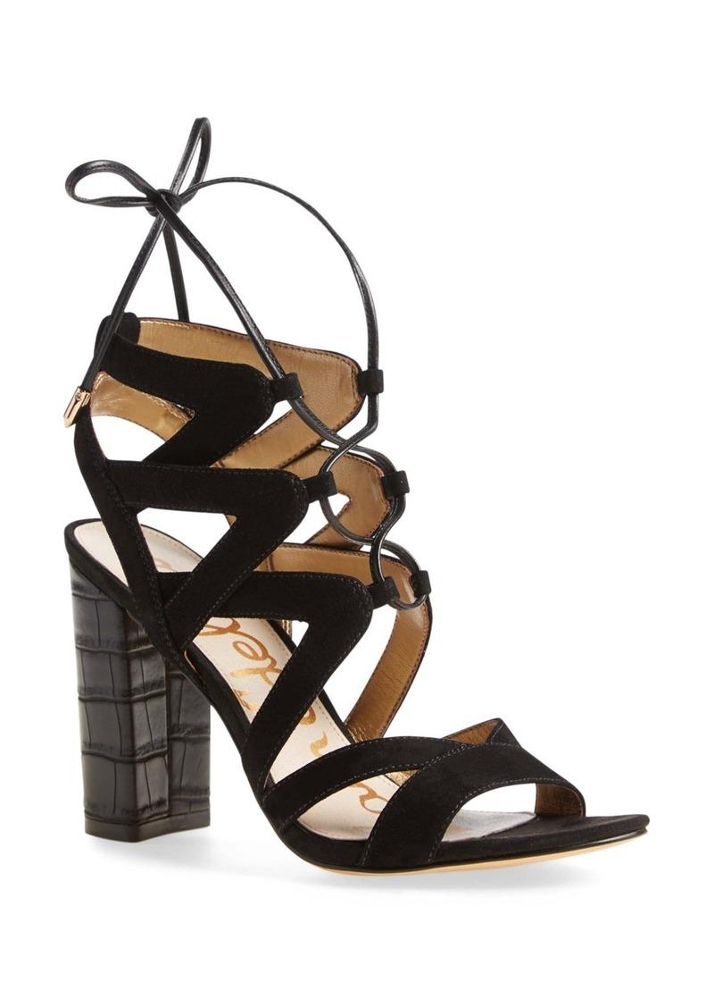 f9d3dcb4fcb Sam Edelman Sam Edelman  Yardley  Lace-Up Sandal (Women)