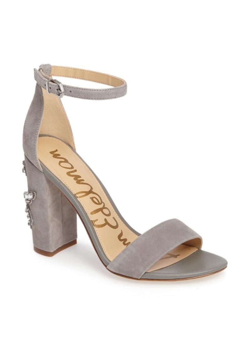 115ff2c18da Sam Edelman Sam Edelman Yaro Ankle Strap Sandal (Women)