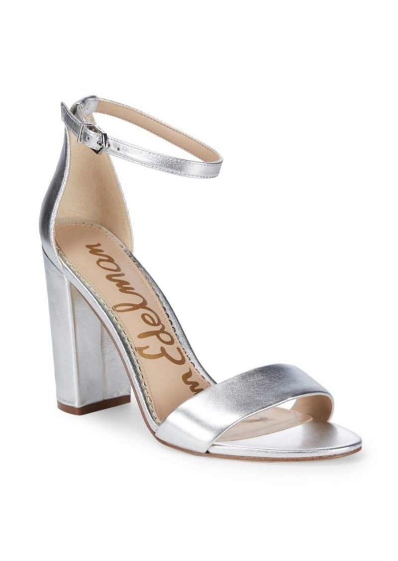 5a93101f5da Sam Edelman Sam Edelman Yaro Leather Sandals