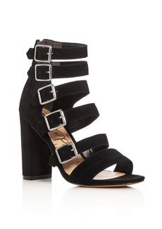 Sam Edelman Yasmina Strappy High Heel Sandals
