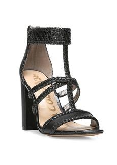 Sam Edelman Yordana Leather Heeled Sandal