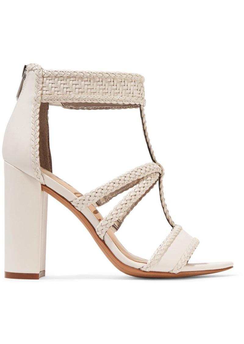 01ff9179d2c5d On Sale today! Sam Edelman Sam Edelman Yordana woven leather sandals