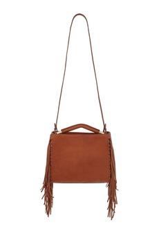 SAM EDELMAN Zoey Leather Shoulder Bag