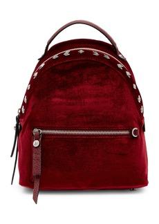 Sam Edelman Sammi Velvet Mini Backpack