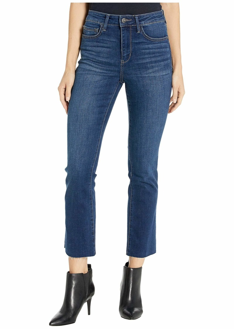 Sam Edelman Stiletto Crop Bootcut Jeans in Autumn