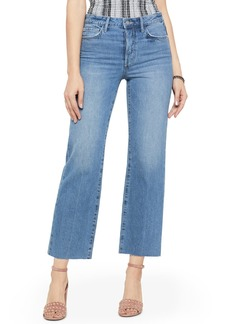 Sam Edelman The Chelsea Wide Leg Cropped Jeans