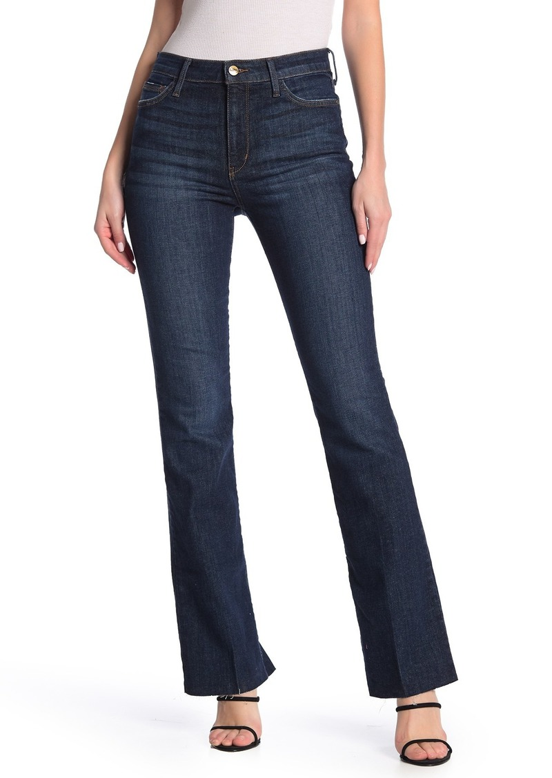 Sam Edelman The Stiletto Boot Cut Jeans
