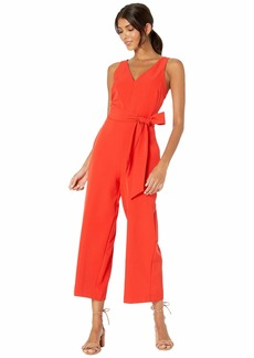 Sam Edelman V-Neck Jumpsuit