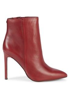 Sam Edelman Wren Leather High-Heel Booties