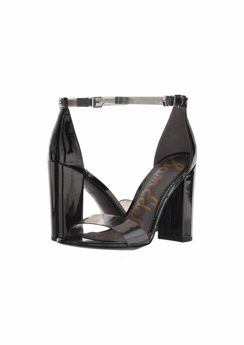 37b988876ba Sam Edelman Yaro Ankle Strap Sandal Heel