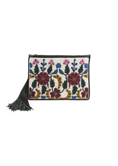 Sam Edelman Zora Beaded Clutch