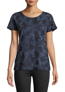 Sanctuary Beacon Tie-Dye Cotton Tee