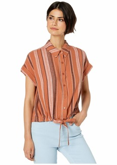 Sanctuary Borrego Tie Shirt
