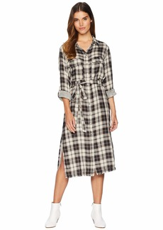 Sanctuary Boyfriend For Life Midi Shirtdress