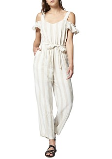 Sanctuary Chasing the Sun Linen Jumpsuit (Regular & Petite)