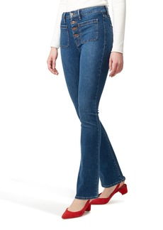 Sanctuary Denim Boot with Exposed Fly Jeans