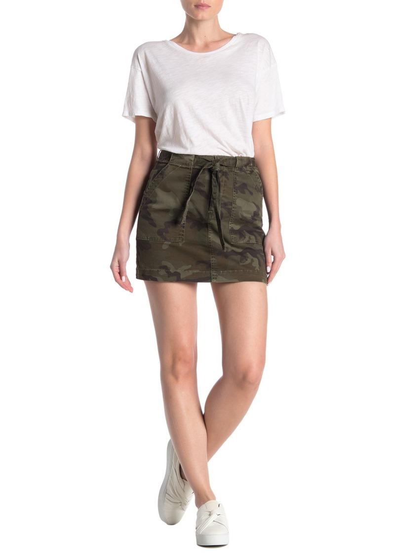 Sanctuary Emerson Camo Mini Skirt