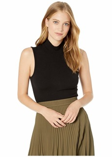 Sanctuary Essential Sleeveless Mock Neck
