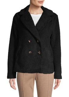 Sanctuary Free Spirit Faux Fur Jacket