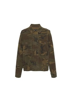 Sanctuary Freedom Camo Jacket