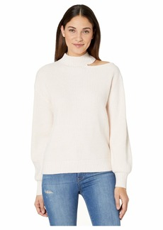 Sanctuary Go All Cutout Sweater