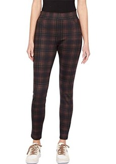 Sanctuary Grease Leggings in Earth Check