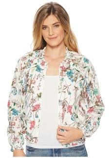 Sanctuary In Bloom Zip-Up Jacket