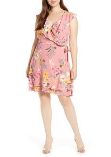 Sanctuary Johanna Wrap Dress (Regular & Petite)